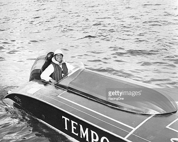 Canadian-American bandleader Guy Lombardo was also an important figure in hydroplane speedboat racing, winning the Gold Cup in 1946 in his...
