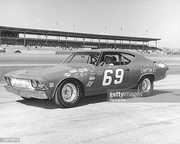 Bill Kimmel of Clarksville IN ran this 1969 Chevrolet Chevelle in the ARCA 300 race at Daytona International Speedway in both 1969 and 1970