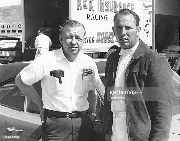 Charlie Glotzbach drove for car owner Cotton Owens on the NASCAR Cup circuit in 1968, 1969 and again in 1972. As a team, they ran 28 total races,...