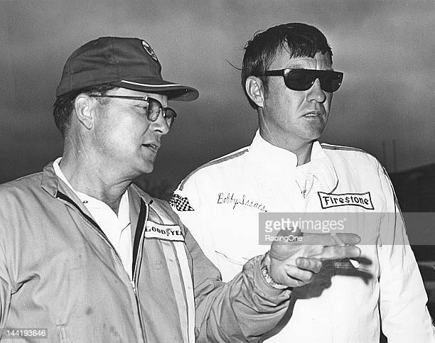 Crew chief Harry Hyde and driver Bobby Isaac formed a potent combination with Nord Krauskopf's K&K Insurance Racing team No. 71 Dodge from 1967...