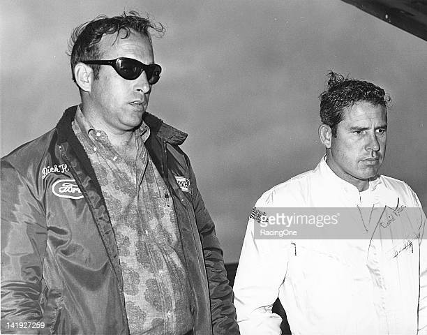 For much of his tenure with Holman-Moody from 1967 through 1971, driver David Pearson had former NASCAR Cup driver Dick Hutcherson as his crew chief...
