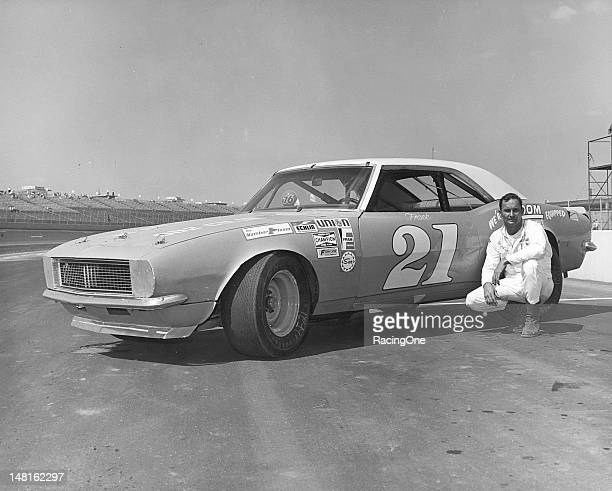 Frank Sessoms of Darlington, SC, ran this Chevrolet Camaro on the NASCAR Grand Touring/Grand American circuit from 1968 through 1971. He took one...
