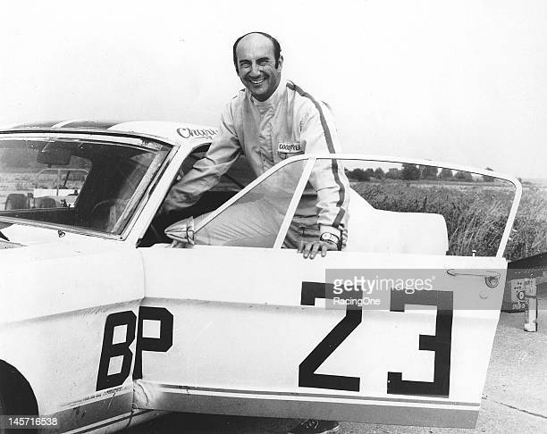 Charlie Kemp ran Ford Mustangs on the IMSA GT circuit from 1976 through 1979.