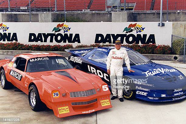 Dave Marcis ran in just three IROC events during his career but became an integral part of the racing series both before and after his retirement...