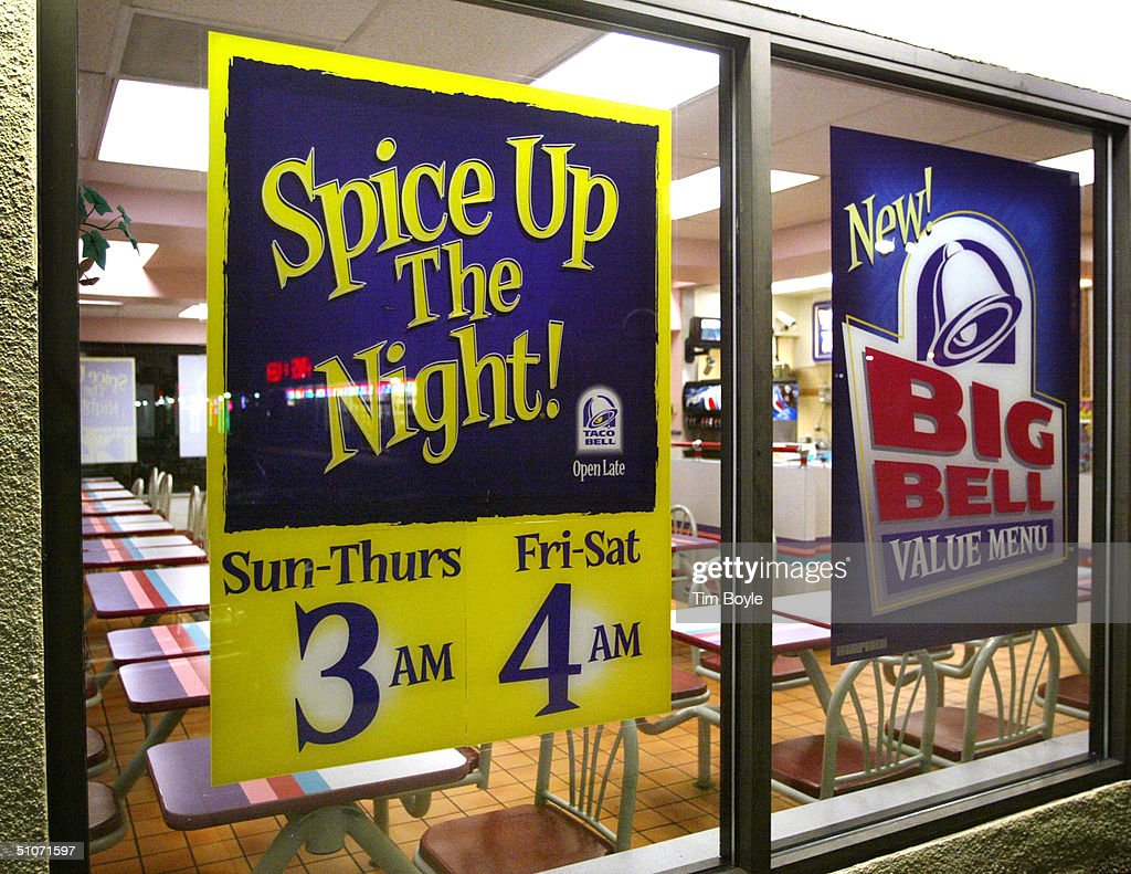 What Fast Food Restaurants Are Open Late