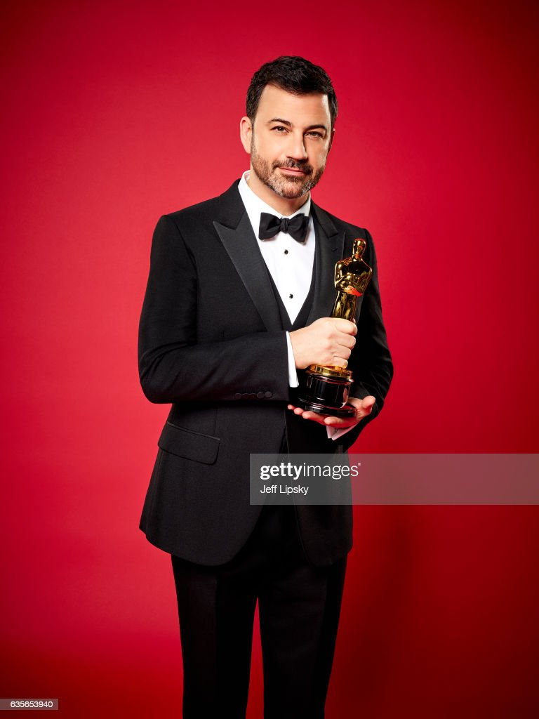 Jimmy Kimmel Is Back To Host The 2018 Oscars