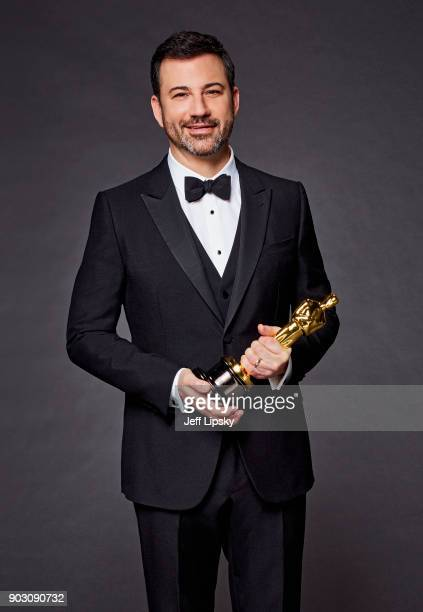 THE OSCARS® Latenight talk show host producer and comedian Jimmy Kimmel will host the 90th Oscars® to be broadcast live on Oscar® SUNDAY MARCH 4 on...