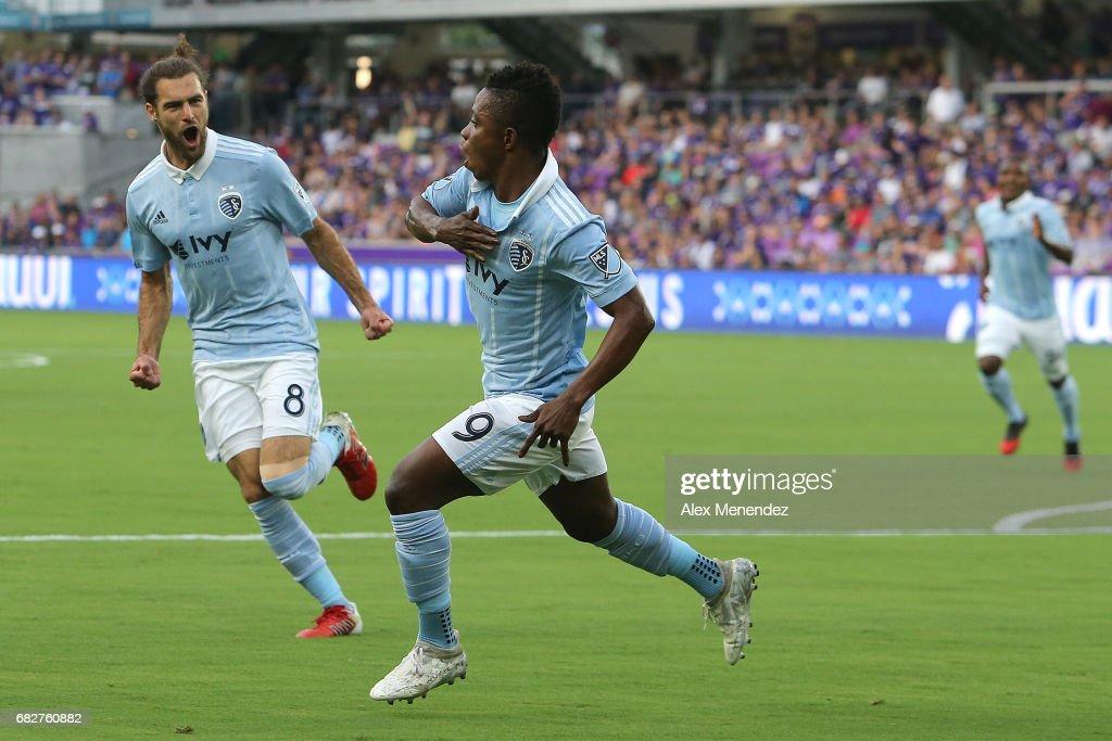 Sporting Kansas City   v Orlando City SC