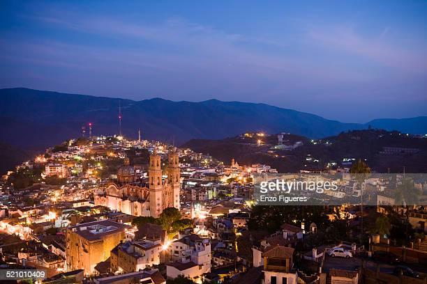 latin american cityscapes - ゲレーロ州 ストックフォトと画像