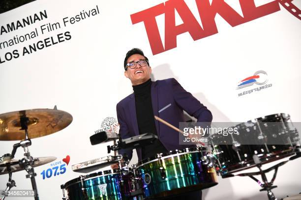 Latin Grammy winner, producer/director Tony Succar performs during the East LA Film Festival and the Panamanian International Film Festival – TAKE 2...
