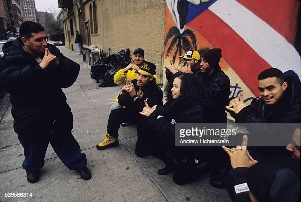 USA - Gangs - Latin Kings Pictures | Getty Images