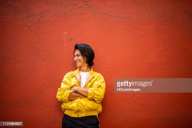 latin man laughing. - nosotroscollection stock pictures, royalty-free photos & images