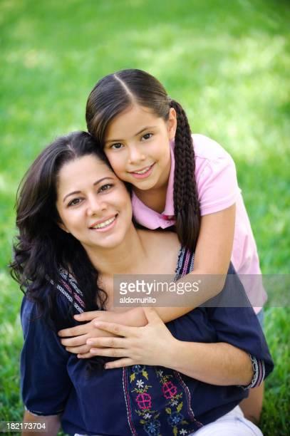 nude latina mothers daughters