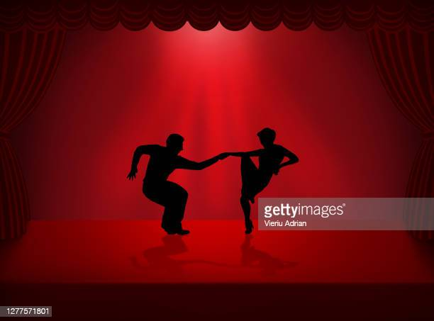 latin , salsa dance couple - clip art family stock pictures, royalty-free photos & images
