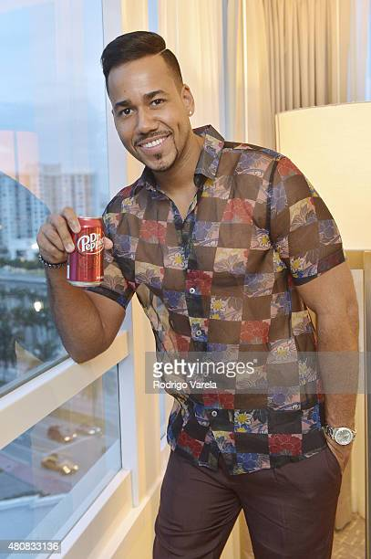 Latin superstar and Grammynominated King of Bachata singer Romeo Santos joins Dr Pepper in kicking off the ÒDare to DiscoverÓ campaign at...