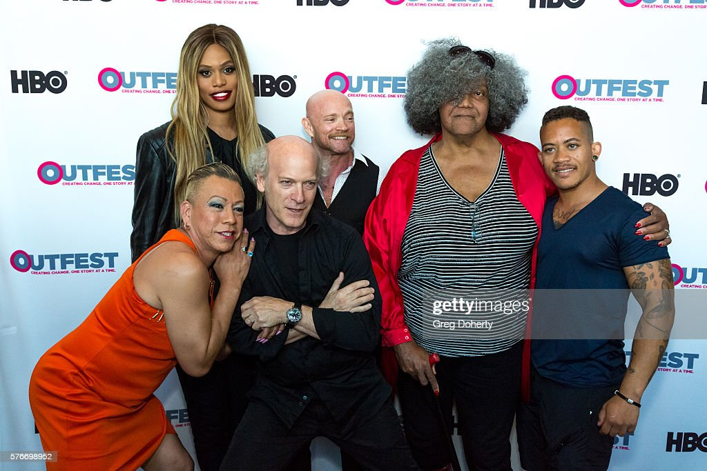 "Outfest 2016 Screening Of ""The Trans List"" - Red Carpet : News Photo"