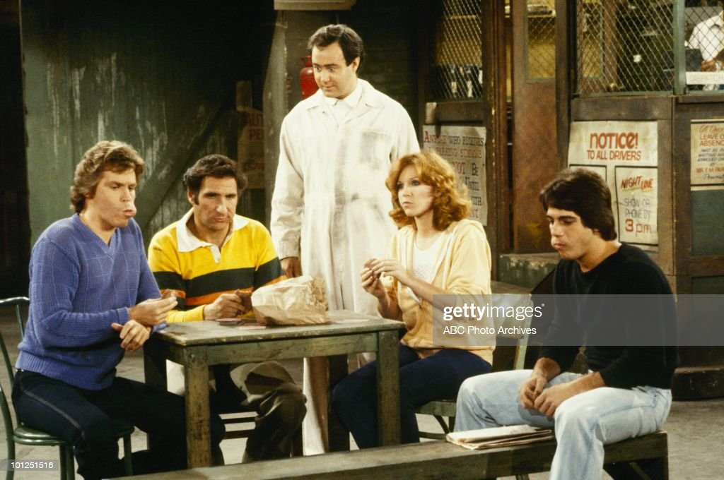TAXI - 'Latka's Cookies' which aired on February 05, 1981. (Photo by ABC Photo Archives/ABC via Getty Images) JEFF