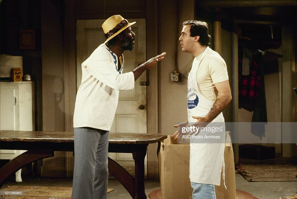 TAXI - 'Latka's Cookies' which aired on February 05, 1981. (Photo by ABC Photo Archives/ABC via Getty Images) WALLY 'FAMOUS' AMOS
