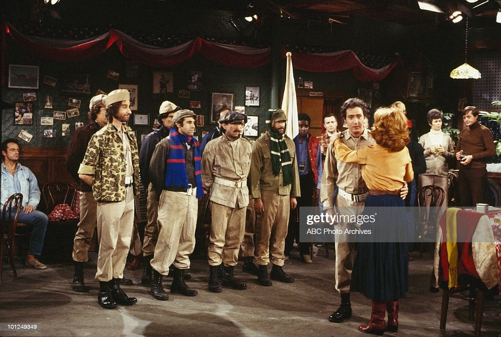 TAXI - 'Latka's Revolting' - Airdate November 27, 1979. (Photo by ABC Photo Archives/ABC via Getty Images) CHRISTOPHER