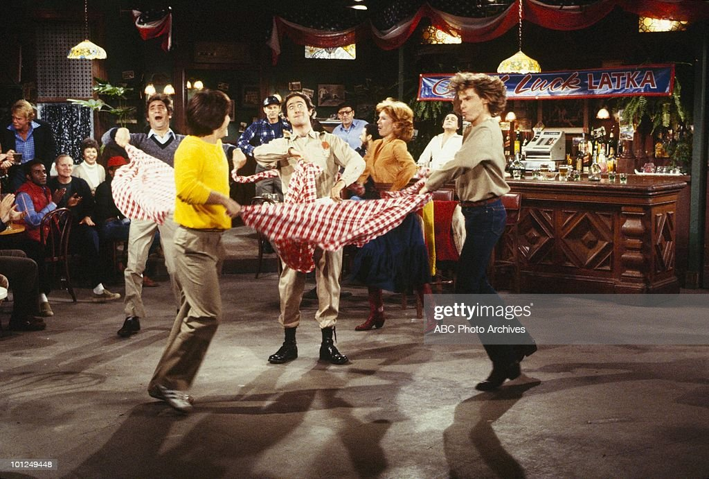 TAXI - 'Latka's Revolting' - Airdate November 27, 1979. (Photo by ABC Photo Archives/ABC via Getty Images) JUDD