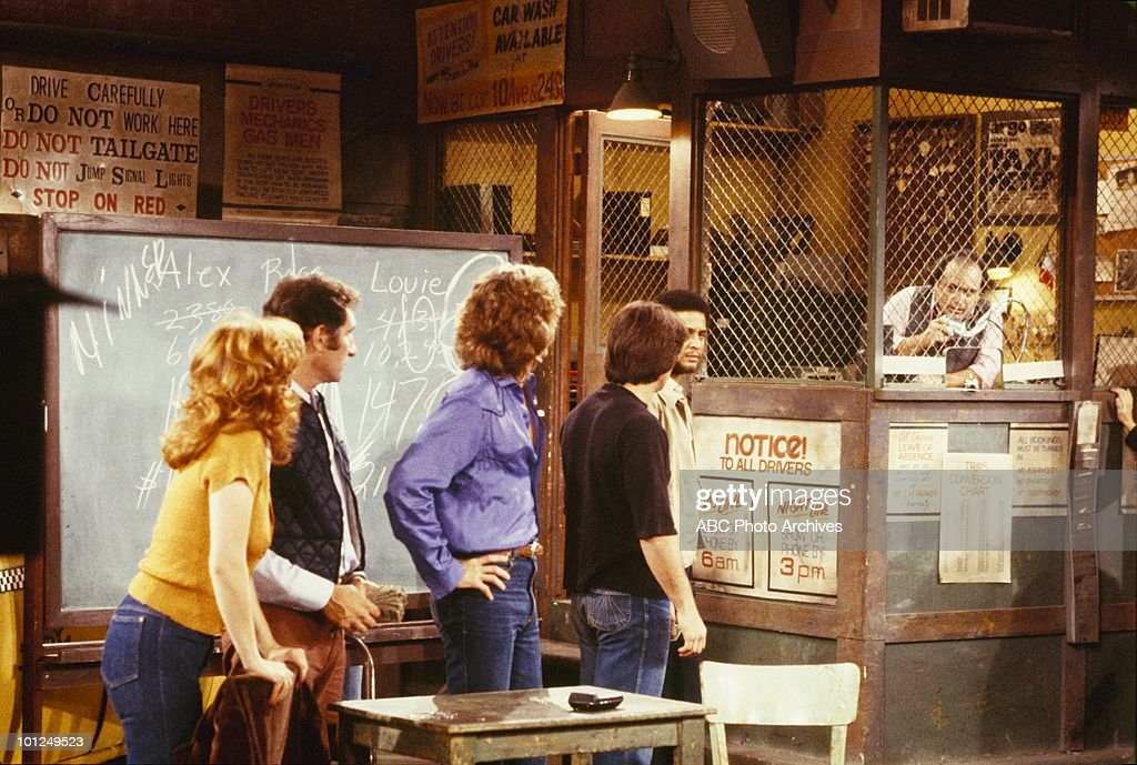TAXI - 'Latka's Revolting' - Airdate November 27, 1979. (Photo by ABC Photo Archives/ABC via Getty Images) MARILU