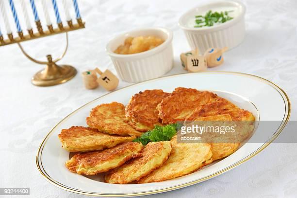 Latkes for Hanukkah