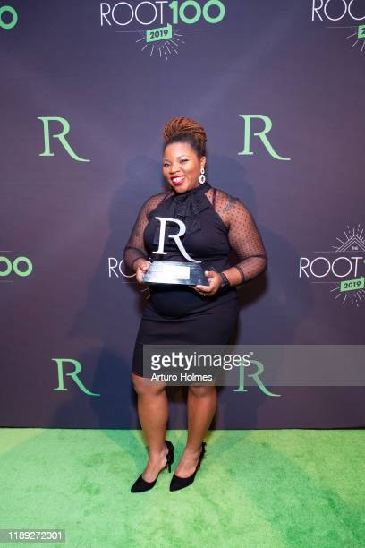 Latonya Shauntay Snell attends 2019 ROOT 100 Gala at The Angel Orensanz Foundation on November 21 2019 in New York City