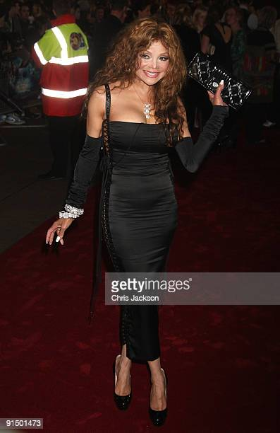 """LaToya Jackson attends the """"The Imaginarium Of Doctor Parnassus"""" UK film premiere held at the Empire Leicester Square on October 6, 2009 in London,..."""