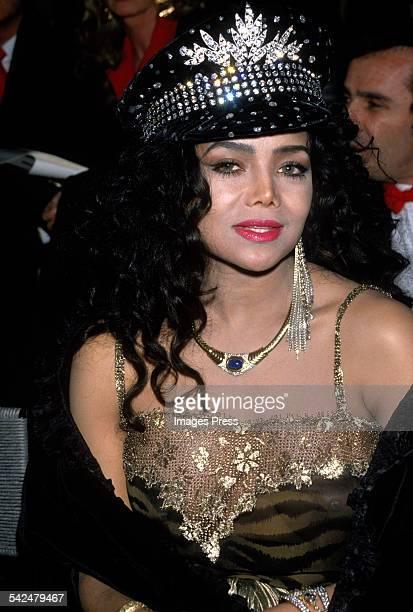 Latoya Jackson circa the 1980s