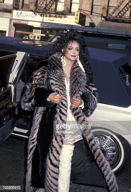 LaToya Jackson during LaToya Jackson Appearing On 'Good Morning America' at ABC Studios in New York City New York United States