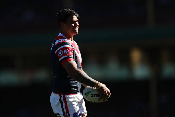 AUS: NRL Rd 22 - Roosters v Warriors