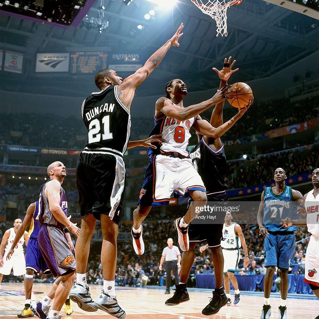 2001 NBA All-Star Game : Fotografía de noticias