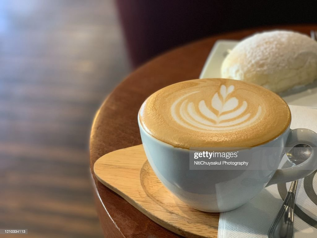 Latte Art High Res Stock Photo Getty Images
