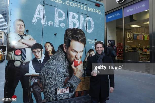 AP BIO 'Latte Truck Promo' Pictured Glenn Howerton