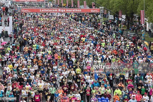 Lattelecom Riga Marathon.