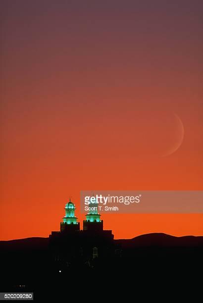 Latter-Day Saints Temple, Logan, Utah