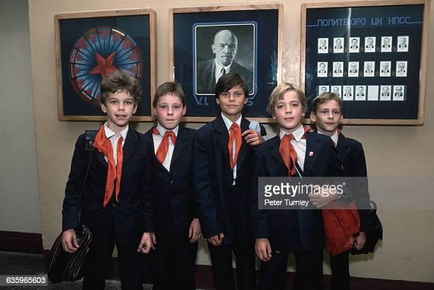 Latvian Schoolboys