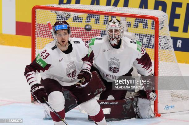 SVK: Norway v Latvia: Group B - 2019 IIHF Ice Hockey World Championship Slovakia
