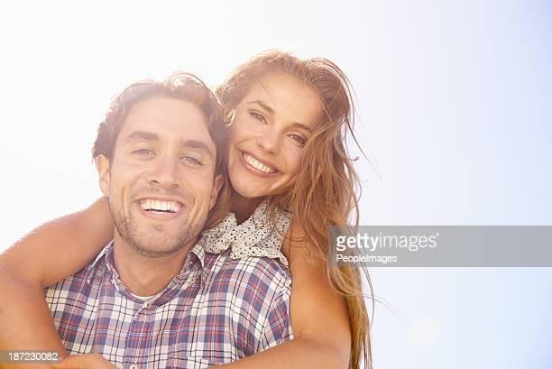 Lachen und Lieben