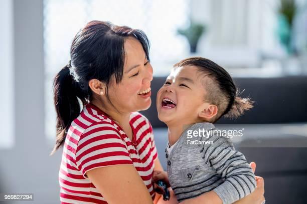 Laughing Boy  Bildbanksfoton och bilder  4574fe5809939