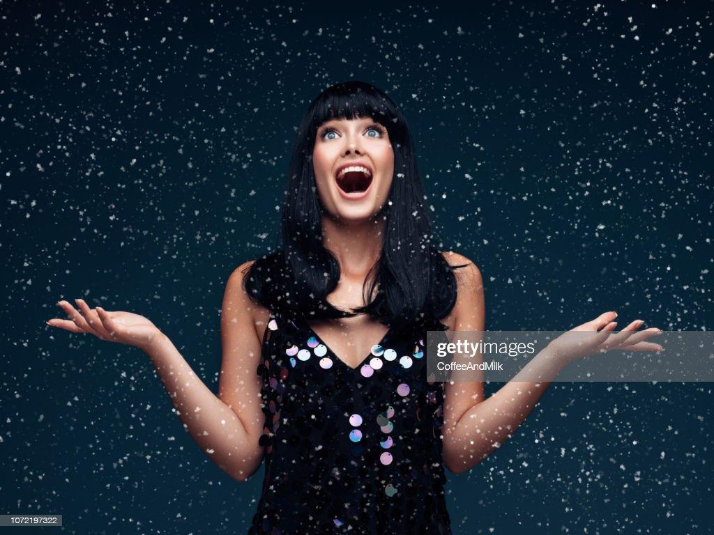 Laughing girl : Stock Photo