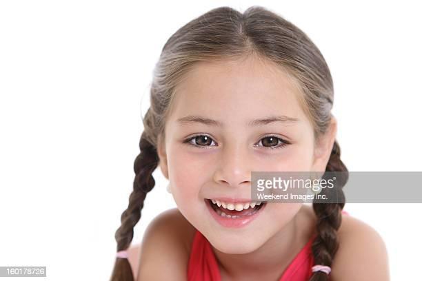 menina ri - 6 7 anos - fotografias e filmes do acervo