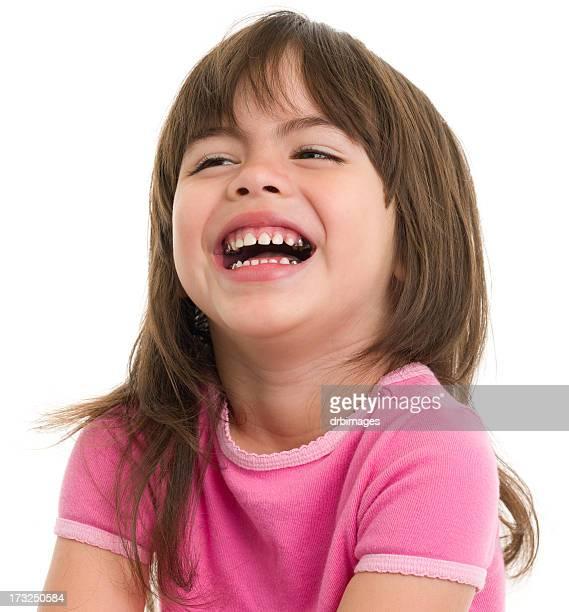 Ridendo bambina