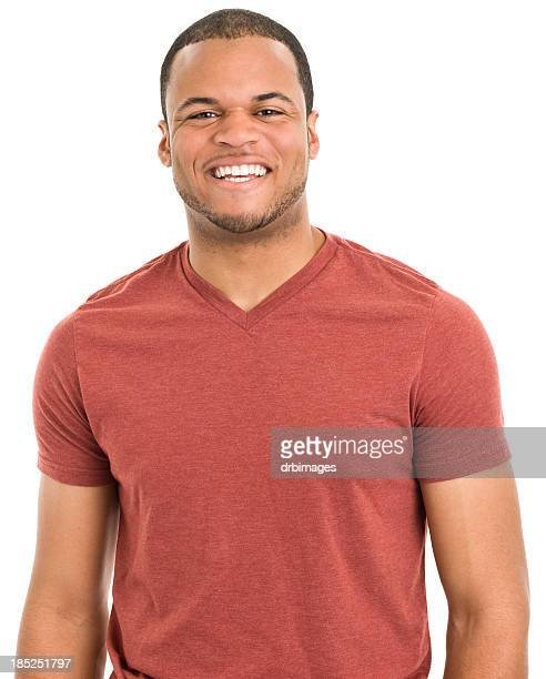 Laughing Young Male Portrait