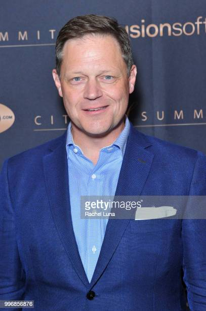 Laughlin Associates Chairman Aaron Young attends City Summit Wealth Mastery And Mindset Edition afterparty at Allure Banquet Catering on July 11 2018...