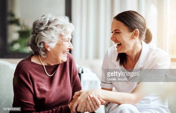 laughter is contagious, pass it on - care stock pictures, royalty-free photos & images