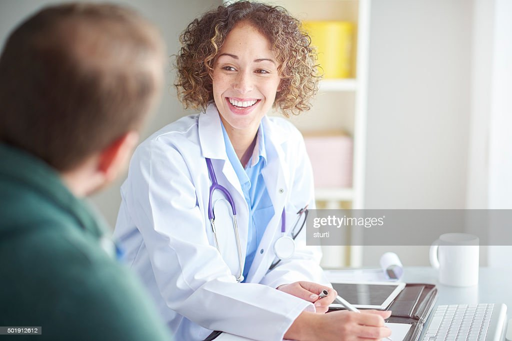 laughter is the best medicine : Stock Photo