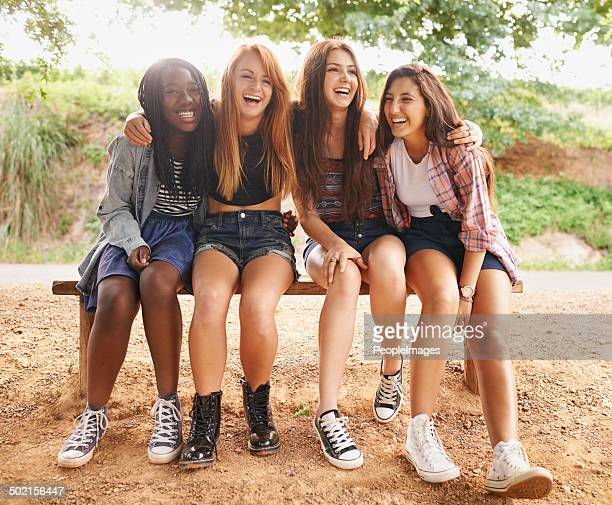 laughter is the language of our soul! - beautiful black teen girl stock photos and pictures