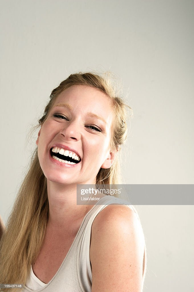 Laughter : Stock Photo