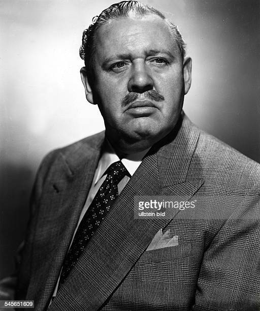 Laughton Charles Actor Great Britain / USA *01071899 Scene from the movie 'The Big Clock'' Directed by John Farrow USA 1948 Produced by Paramount...